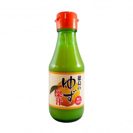 Jugo de yuzu - 150 ml Tokushima LMY-95876949 - www.domechan.com - Comida japonesa