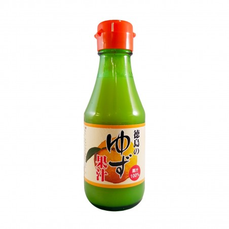 Saft der yuzu - 150 ml Tokushima LMY-95876949 - www.domechan.com - Japanisches Essen