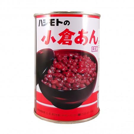 Anko yude azuki confiture de haricots rouges - 520 gr Hashimoto DWW-48845658 - www.domechan.com - Nourriture japonaise