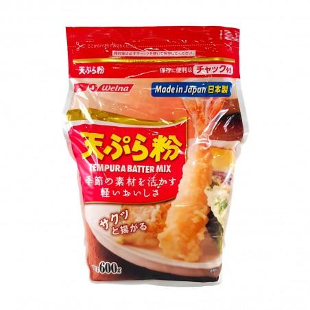Tempura ko flour for tempura - 600 gr Nissin FGY-58962725 - www.domechan.com - Japanese Food