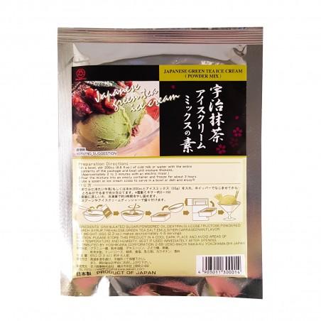 Mix tè matcha per gelato - 65 g Yoshikawa LMW-52466433 - www.domechan.com - Prodotti Alimentari Giapponesi