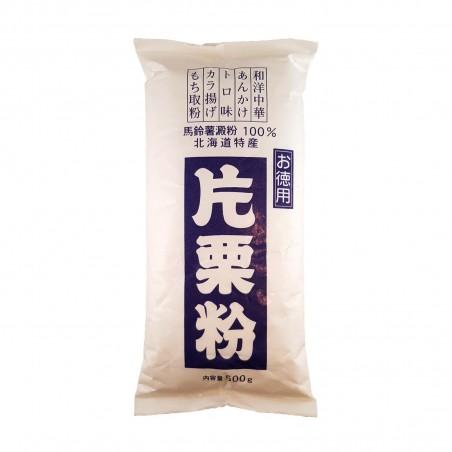 Katakuriko de la pomme de terre de fécule de pommes de terre - 500 g Tyo BMY-92537856 - www.domechan.com - Nourriture japonaise