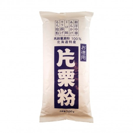 Katakuriko potato starch potatoes - 500 g Tyo BMY-92537856 - www.domechan.com - Japanese Food