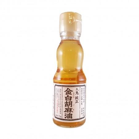 Leichtes reines Sesabeöl (Kinpaku) - 170 g Kuki HWY-99987397 - www.domechan.com - Japanisches Essen