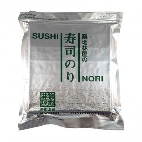 High quality nori alga (B) - 140 g Hayashiya Nori Ten JFY-36584773 - www.domechan.com - Japanese Food
