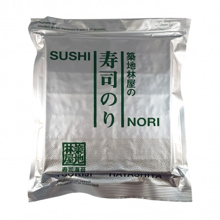 Hochwertige Nori-Alge (B) - 140 g Hayashiya Nori Ten JFY-36584773 - www.domechan.com - Japanisches Essen