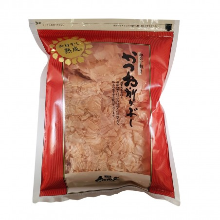 Katsuobushi Premium (tonnetto essiccato in scaglie) - 100 g Wadakyu Europe ANW-81249008 - www.domechan.com - Prodotti Aliment...
