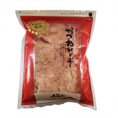 Katsuobushi Premium (fisch, getrocknet, in flocken) - 100 g Wadakyu Europe ANW-81249008 - www.domechan.com - Japanisches Essen