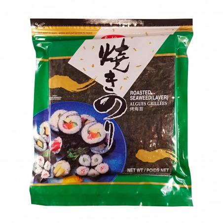 Alga nori - 125 gr Wang Globalnet WMW-68464896 - www.domechan.com - Prodotti Alimentari Giapponesi