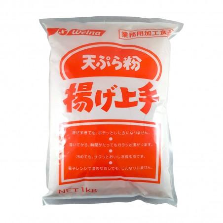 Tempura ko age jozu - 1 kg Tatebayashi Factory WNY-93986783 - www.domechan.com - Japanese Food