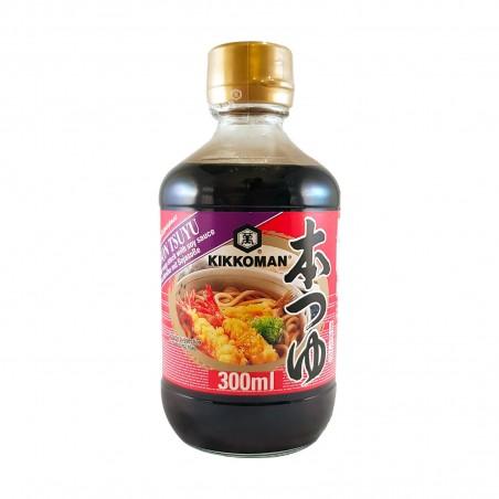 Hon tsuyu - 300 ml Kikkoman DJW-49734973 - www.domechan.com - Nourriture japonaise