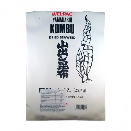 Kombu - 227 gr Yamadashi CFY-72923282 - www.domechan.com - Nourriture japonaise