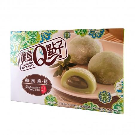 Mochi to green tea - 210 gr World-wide co UAY-92893684 - www.domechan.com - Japanese Food