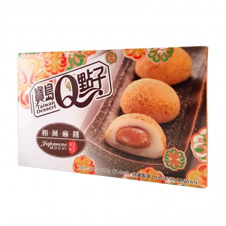 Mochi agli arachidi - 210 gr World-wide co UBW-55852562 - www.domechan.com - Prodotti Alimentari Giapponesi