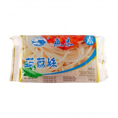 Shirataki konjac in liquid - 380 g Fishwellbrand WSW-93383346 - www.domechan.com - Japanese Food