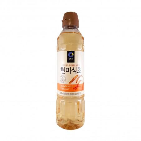 Rice vinegar - 500 ml Daesang WSY-69659349 - www.domechan.com - Japanese Food
