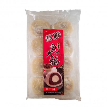 Mochi red bean and cream mochi - 360 gr Royal Family EDY-65975446 - www.domechan.com - Japanese Food