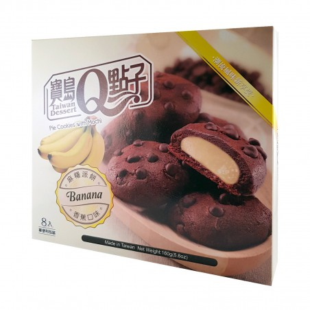 Kekse mit schokolade mochi geschmack banane - 160 gr Royal Family WWY-45949966 - www.domechan.com - Japanisches Essen