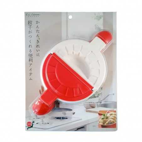 Mould gyoza - 2 sizes Sasu WYY-62296577 - www.domechan.com - Japanese Food