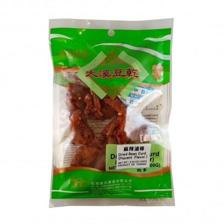 Tofu essiccato piccante - 100 gr Shii fure WZX-23947668 - www.domechan.com - Prodotti Alimentari Giapponesi