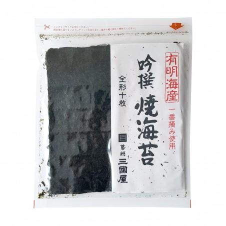 Alga yakinori mikuniya - 30 g Mikuniya XFY-99376598 - www.domechan.com - Prodotti Alimentari Giapponesi