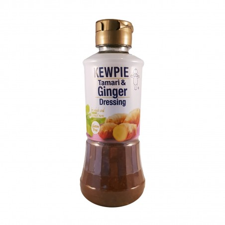 Salsa dressing tamari e zenzero - 210 ml Kewpie XGW-54693258 - www.domechan.com - Prodotti Alimentari Giapponesi