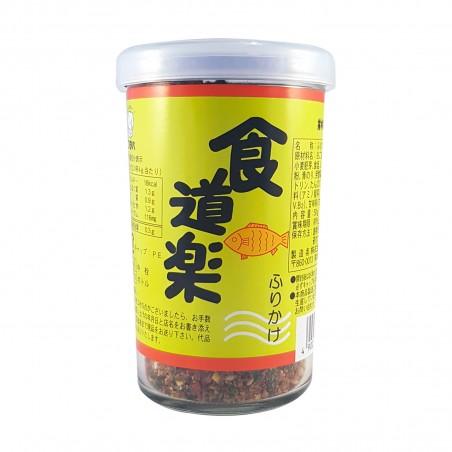 Furikake con pesce - 60 g Futaba XKW-25864232 - www.domechan.com - Prodotti Alimentari Giapponesi