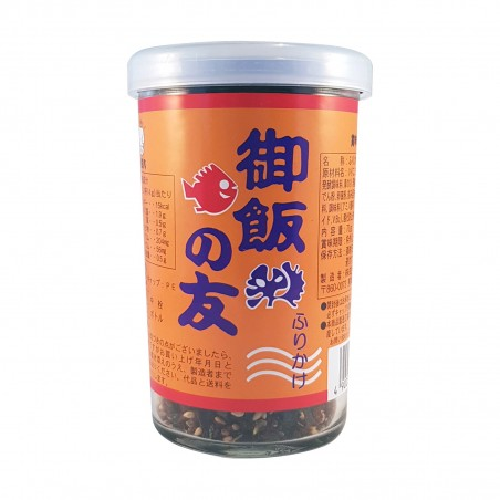 Furikake auf der basis der blätter von shiso und pflaumen ume - 60 g Futaba XKY-89967459 - www.domechan.com - Japanisches Essen