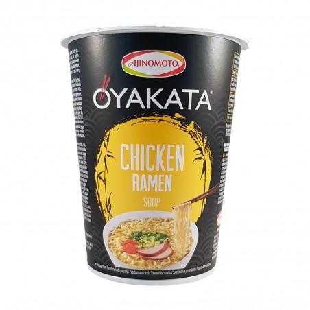 Ramen nouilles de poulet - 74 g Ajinomoto CPJ-25784494 - www.domechan.com - Nourriture japonaise
