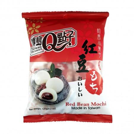 Mochi ai fagioli rossi - 120 g Royal Family YGW-44698848 - www.domechan.com - Prodotti Alimentari Giapponesi