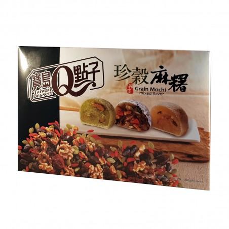Mix grain mochi 3 varieties - 300 g Royal Family YHW-85436557 - www.domechan.com - Japanese Food