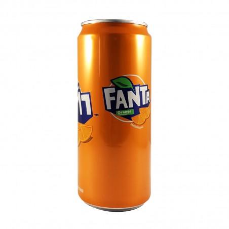 Fanta al gusto arancia - 325 ml Fanta YLW-55926243 - www.domechan.com - Prodotti Alimentari Giapponesi