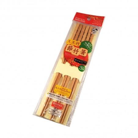 Japanese chopsticks in bamboo - Bamboo Domechan YYY-93799958 - www.domechan.com - Japanese Food