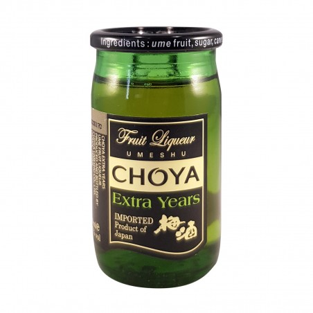 Choya umeshu extra years - 50 ml Choya ZKY-57252255 - www.domechan.com - Prodotti Alimentari Giapponesi