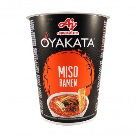 Ramen al miso - 66 g Ajinomoto ZLY-69698858 - www.domechan.com - Prodotti Alimentari Giapponesi