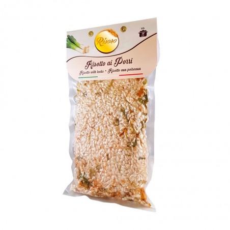 Risotto ai Porri Risoro RIS-1004 - www.domechan.com - Prodotti Alimentari Giapponesi