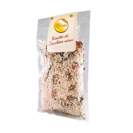 Risotto alle Zucchine Italiane Risoro RIS-1017 - www.domechan.com - Prodotti Alimentari Giapponesi