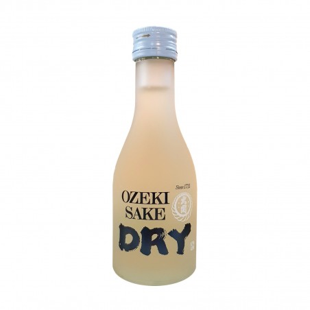 Sake Ozeki Dry - 180 ml Ozeki ELY-74988454 - www.domechan.com - Prodotti Alimentari Giapponesi