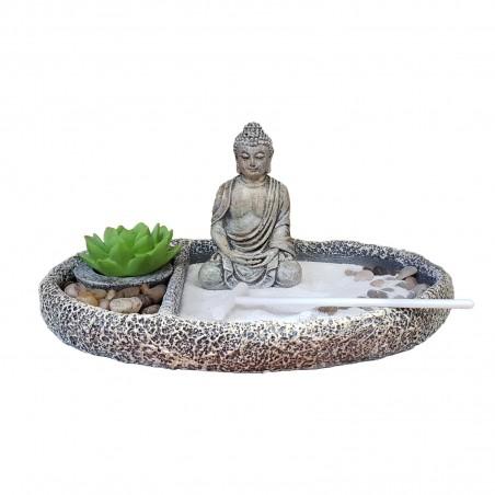 Giardino zen ovale Domechan UQP-64087102 - www.domechan.com - Prodotti Alimentari Giapponesi