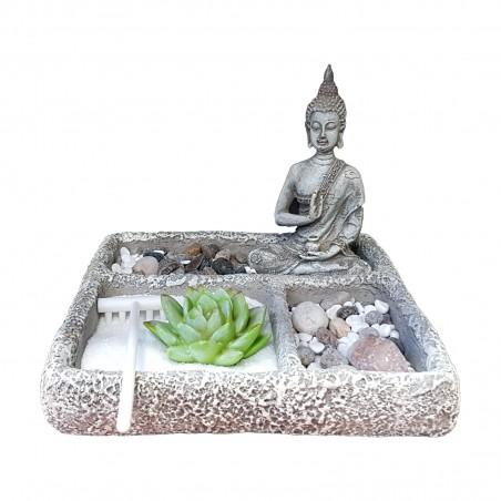 Zen-garten quadrat Domechan APP-54083801 - www.domechan.com - Japanisches Essen