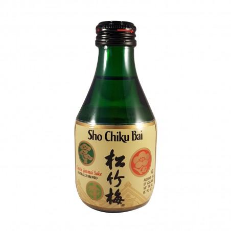 Sakè takara sho chiku bai - 180 ml Takara ZWY-67287448 - www.domechan.com - Prodotti Alimentari Giapponesi