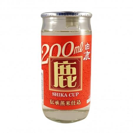 Sake hakushika shika - 200ml Hakushika ZYW-52379424 - www.domechan.com - Japanese Food