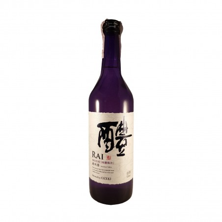 Sake junmai-shu rai nun - 720 ml Ozeki ZZC-95227682 - www.domechan.com - Japanisches Essen
