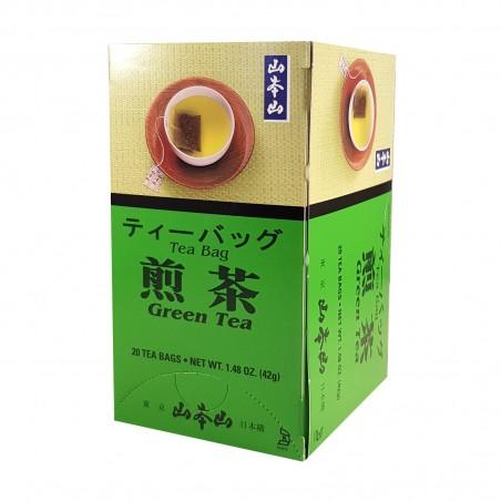 Te sencha in filtri - 42 g Yama Moto Yama ZZF-95228897 - www.domechan.com - Prodotti Alimentari Giapponesi