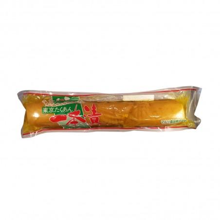 Ipponzuke takuan (made with white turnips-pickled) - 500 g Marutsu ZZH-95229090 - www.domechan.com - Japanese Food