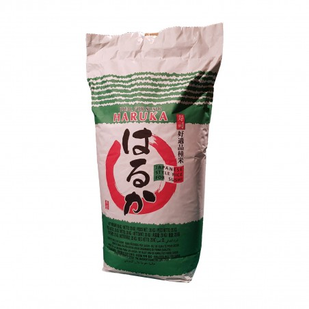 Riso per sushi Haruka - 20 Kg JFC QKS-21034976 - www.domechan.com - Prodotti Alimentari Giapponesi