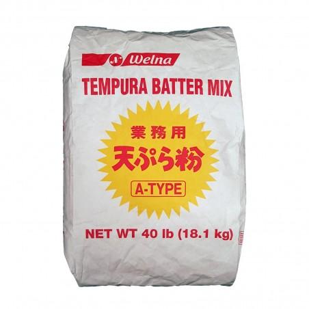 Tempura batter mix A farina per tempura - 18 Kg Welna PLH-39212330 - www.domechan.com - Prodotti Alimentari Giapponesi