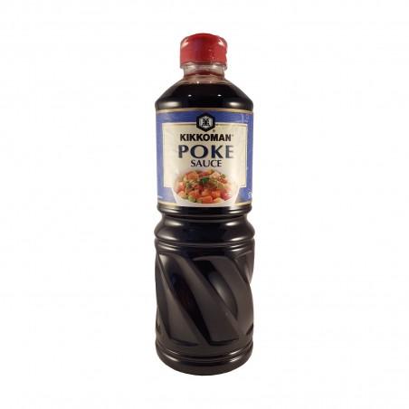 Salsa poke - 975 ml Kikkoman XYA-68824326 - www.domechan.com - Prodotti Alimentari Giapponesi