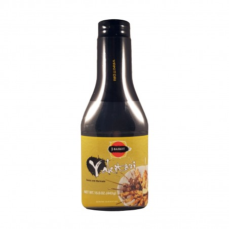 Sauce Yakitori (concentrate for grilled chicken) - 355 ml J-Basket JAQ-98512036 - www.domechan.com - Japanese Food