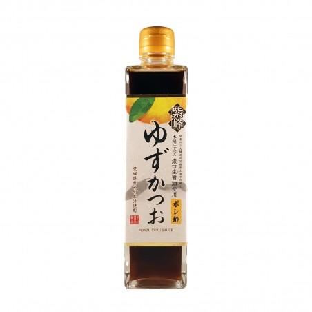 Sauce, ponzu und yuzu shibanuma - 300 ml Shibanuma SRT-74391033 - www.domechan.com - Japanisches Essen